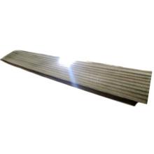 Placa de aço de desgaste de liga de soldagem de plasma