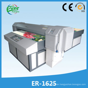 Plastic, PP, ABS, PE, Leather Digital Inkjet Printing Machine