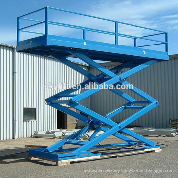 High quality !!hydraulic platform stair lift