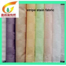 Yingchangyi color dyed Stripe Fabric