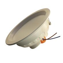 Downlight empotrable LED Downlight 12W de diseño simple de 6 pulgadas