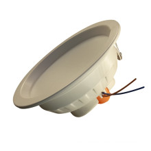 6 Inch Dimmable Simple Design Recessed LED Downlight 12W