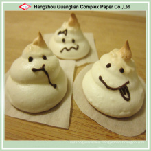 40g Non-Stick Silicone Paper for Dim Sum Steaming