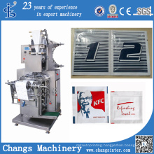 Zjb Double Line Customized Wet Tissue Paper Napkin Making Machine Price for Sales at Home