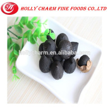 Odorless Aged peeled solo black garlic