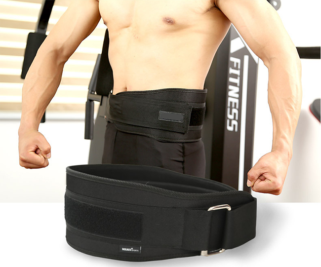 Special waist for body building
