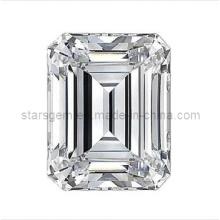 Блестящий изумрудный бриллиант Gemstone Baguette Zirconia Beads