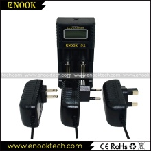 2017 Popular Enook S2 Battery Charger