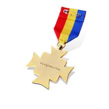 Médaille du club de football pour la médaille de l'étalon du prix (HY-JP-0001)