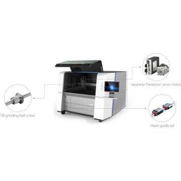 L'accès intelligent à la technologie laser à fibre