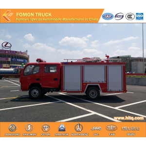 Dongfeng 4x2 Fire Fighting Foam Truck