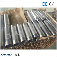 Tuerca de tubo excéntrico concéntrico de acero inoxidable A403 (304, 310S, 316)