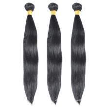 Trama da máquina bom vendedor 100% virgem cabelo indiano