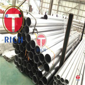 GB/T14975 304/316 Seamless Stainless Steel Tubes For Structure