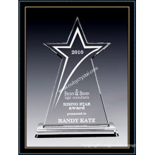 American Star Award Crystal 10 Inch Tall (NU-CW864)