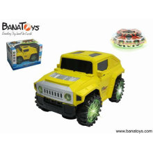 b/o bump&go dancing hummer plastic toy car
