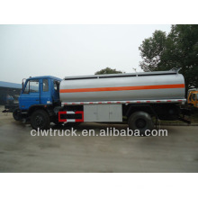 Dongfeng 153 small fuel tanks trucks,12000litres fuel tank truck