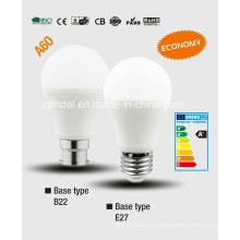 Bombilla de LED de A60 (tipo económico)