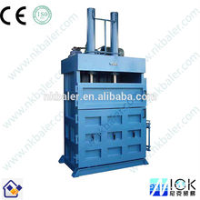 waste paper and straw baler,waste paper compactor,waste straw recycling machine