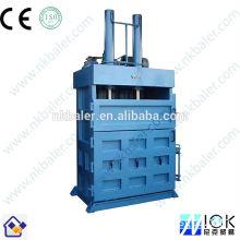 Hydraulic Plastic Bag Bale Compressor With Hydraulic Baling Machine