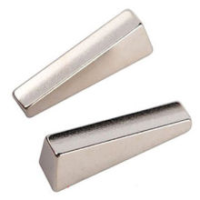 Neodymium Iron Boron Magnet, Special Shape, Used for Motor