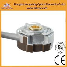 Codificador de eixo oco KN40 Controle de posição Codificador Saída de tensão, DC12-24V