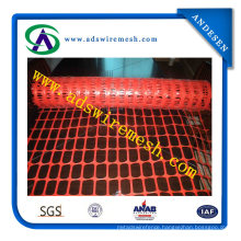 Plastic Extruded Net Orange Safety Fence