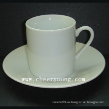Copa Espresso con platillo (CY-P507)