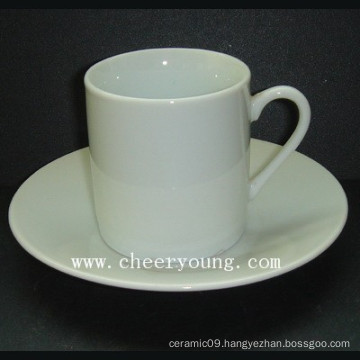 Espresso Cup with Saucer (CY-P507)
