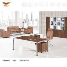 Modern Office Furniture L Shape Executive Desk (HY-BT09)