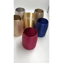 soporte de taza de huevo de acero inoxidable de promoción de ventas personalizado