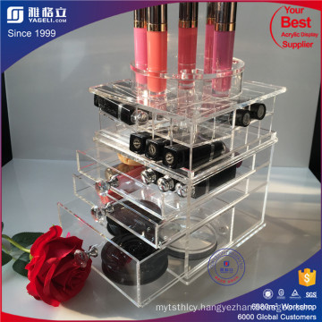 China Factory New Design Acrylic Lipstick Display Manufacturers
