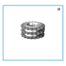 OEM Machining Parts for Three Row Sprocket Supplier in China