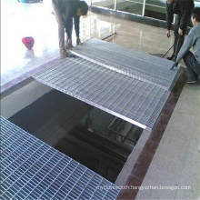 Platform Using Galvanized Steel Bar Grating