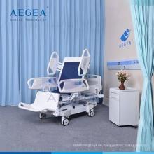 Neue Ankunft AG-BR001 Acht Funktionen icu geduldiges Gesundheitswesen billiges medizinisches Bett