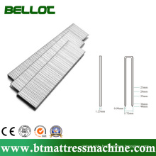 High Quality Wire Mattress Staples Manufacture