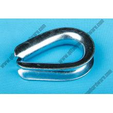 G414 Cosses de câble métallique extra-lourdes