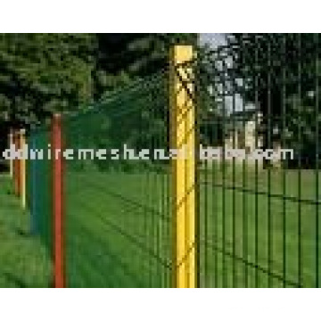 protection wire mesh fence