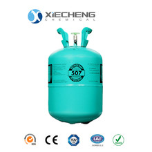 Best Price for High Fructose Corn Syrup Mixed Refrigerant R507 25LB cylinders supply to Comoros Supplier
