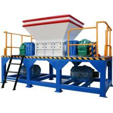 Déchiqueteuse de déchets solides municipaux à déchets solides MSW