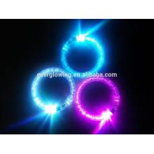 LED-Blitz Acryl Armbänder super Qualität heißer Verkauf 2017