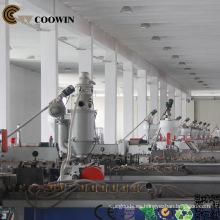 Línea de producción de tablero WPC de extrusión multicapa de alta densidad