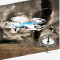 Drone muy barato 2016 con cámara H10