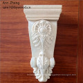 timber material and carving wood corbels engraved wooden capital