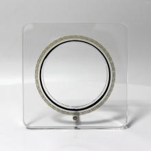 APEX Transparent Acryl Souvenir Coin Collection Display