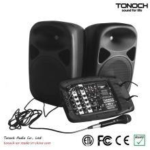 Tonoch Hot Sales Combo Alto-falante PA para EOS210p