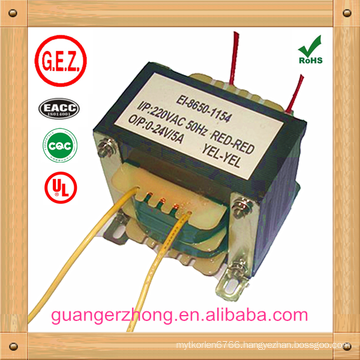 110v 12v 100w power transformer dc 12v ip67