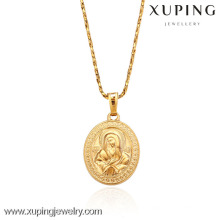 31893-Xuping Fashion Pendant avec plaqué or 18 carats