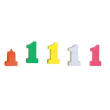 Um em forma de caneta marca-texto, caneta novidade, caneta promocional (009)