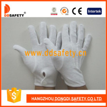 100% Bleach Cotton Interlock Working Glove Dch114